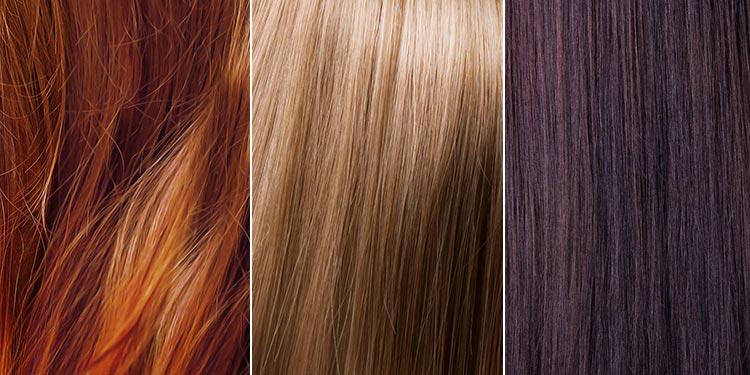 caratteristiche capello colore